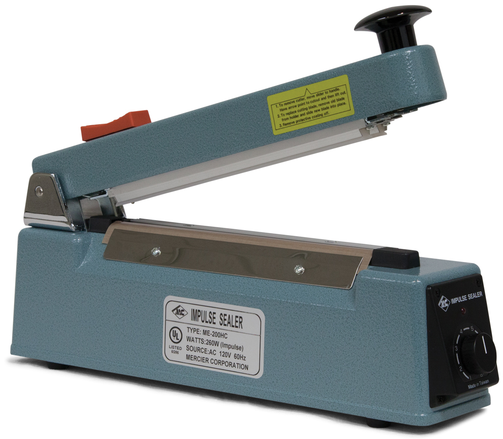 <strong>export Iron hand impulse heat sealer with cutter</strong>