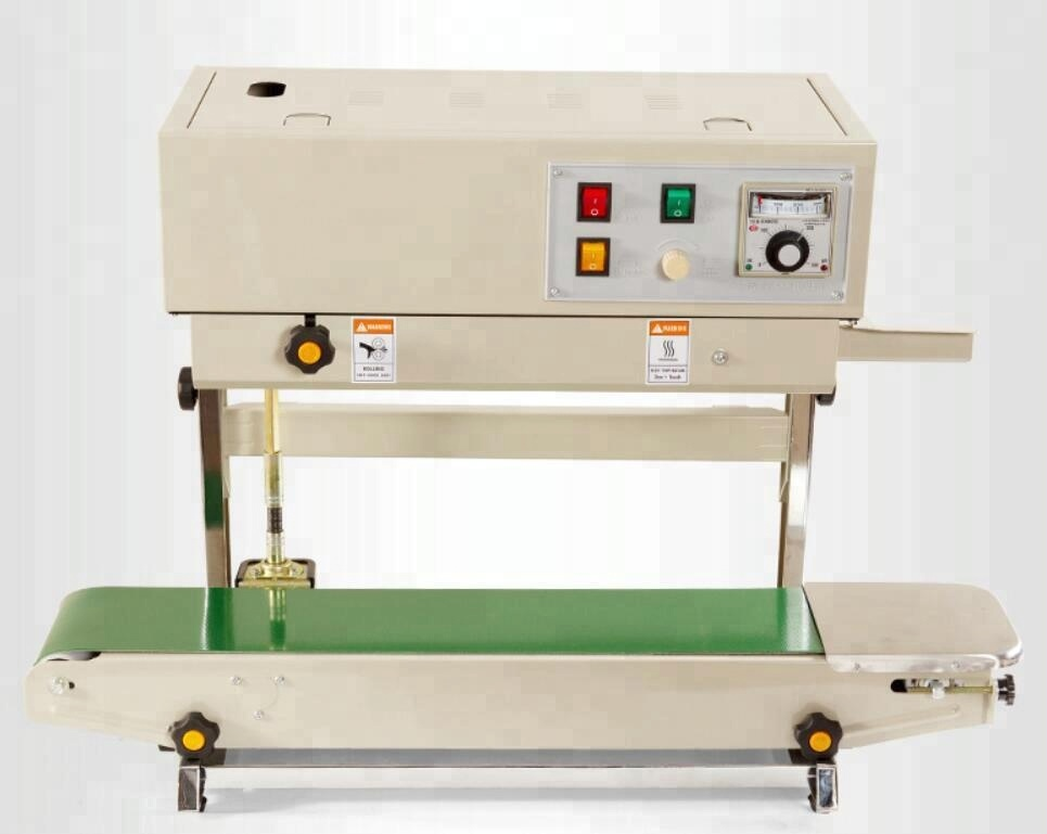 Automatic Vertical Continuous Sealer Use Industrial QLF-700A