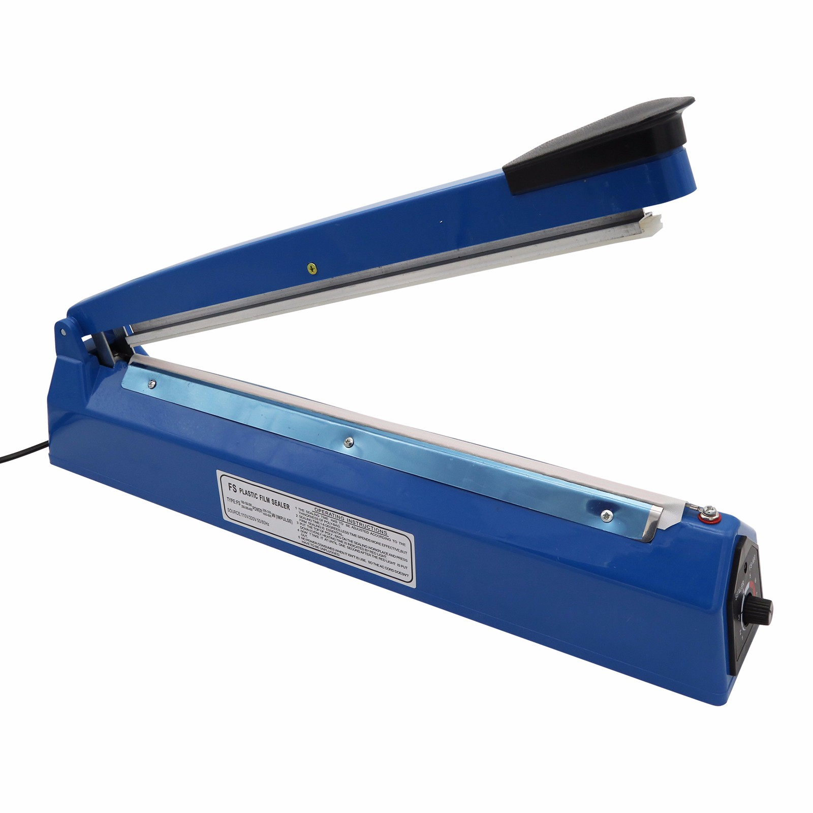 <strong>Impulse Heat Sealer Plastic Film Bag Sealing Machine PFS-150</strong>