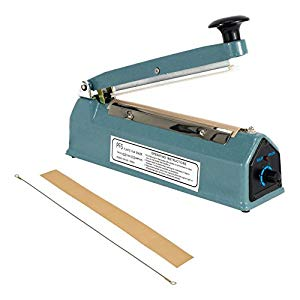 <strong>Manual Impulse Heat Sealer Poly Film Bag Seal Machine FS-200</strong>
