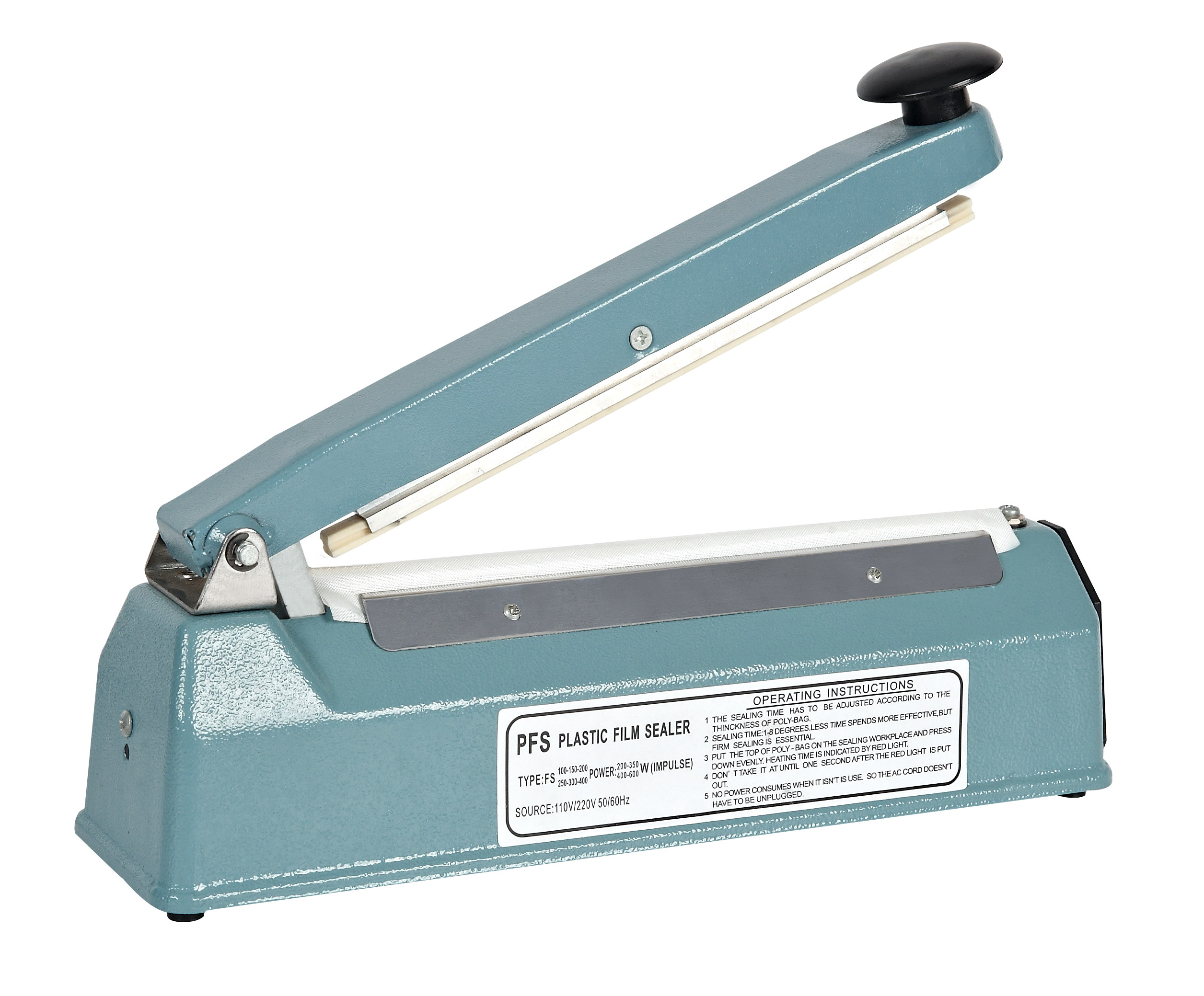 <strong>Table Top Impulse Sealer Manual Film Bag Seal Machine FS-400</strong>