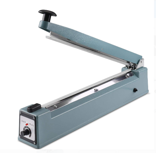 <strong>Hand Impulse Sealer Heat Bag Tubing Sealing Machinery FS-300</strong>