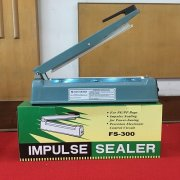 <b>Iron Body Hand Copper Transformer Impulse Heat Sealer FS-300</b>