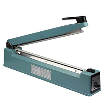 <strong>Manual Impulse Sealer Heat Poly Element Bag Sealer FS-300</strong>