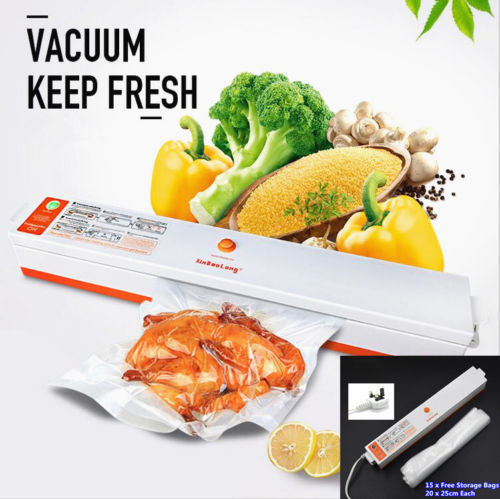 <b>Food Vacuum Sealer Machine</b>
