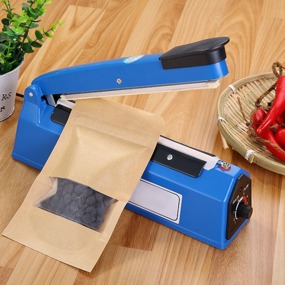 "4""wide Handheld Plastic Impulse Heat Bag Sealer PFS-100"