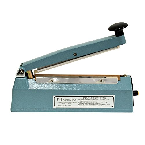 6 Inch Iron Body hand Impulse Sealer FS-150