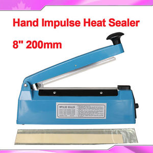 200 mm Plastic Body Sealer with Side Cutter PFS-200