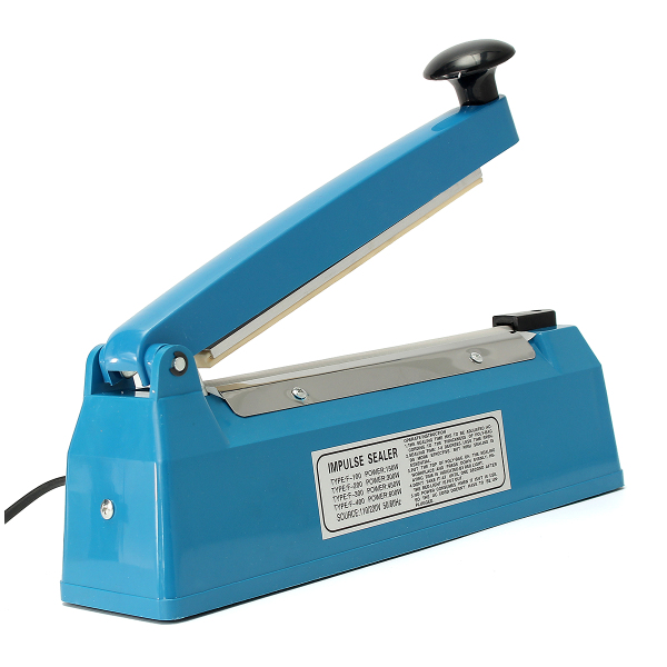 "4""wide Handheld Plastic Manual impulse heat sealer PFS-100"