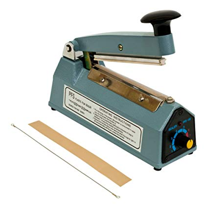 6 Inch Iron Body impulse Sealer with Seal Ring FS-150