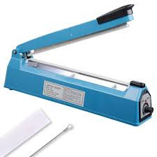 15 cm Cutter impulse Sealer with Seal Ring PFS-150