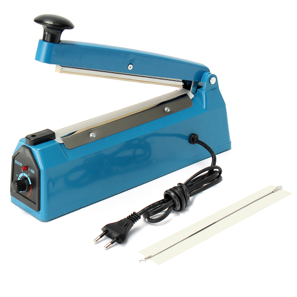 6 Inch Plastic Shell impulse Sealer with Seal Ring PFS-150