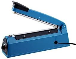 200 mm Plastic hand impulse sealer with Side Cutter PFS-200