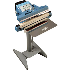 <strong>Impulse Double Jaw Foot Pedal Heat Sealer Machines PFS-300</strong>