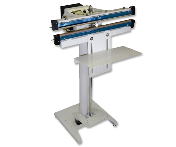 Impulse Double Jaw Foot Pedal Heat Sealer Machines PFS-450