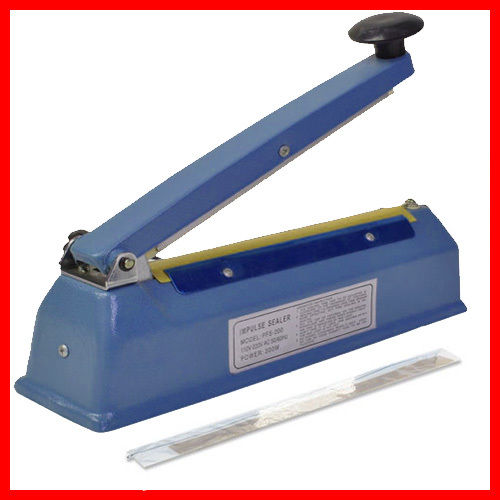 ABS Shell Manual Operated Hand Impulse Heat Sealer PFS-300