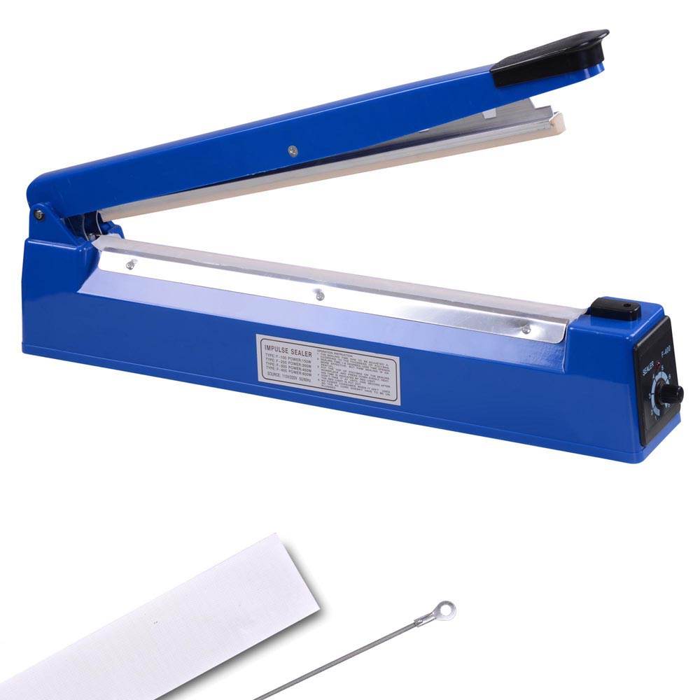 <strong>Plastic Hand Impulse Sealer Manual Heat Sealing Bag PFS-200</strong>