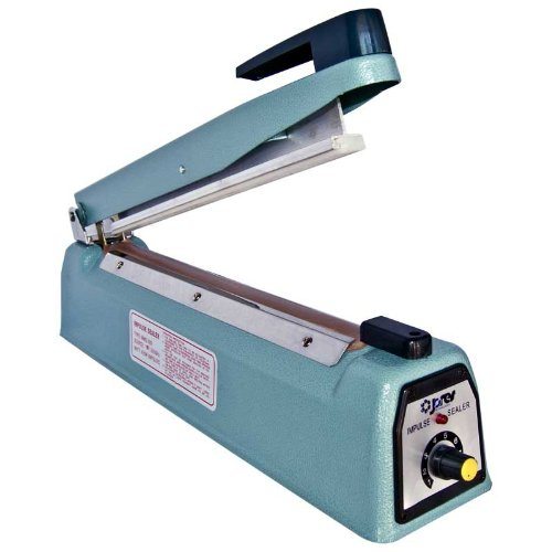 <strong>Iron Body Electric Manual Hand Impulse Heat Sealer FS-150</strong>