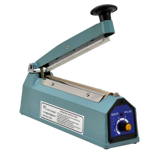 <strong>Hand Impulse Sealer For Poly Plastic Film PP PE Bag FS-400</strong>