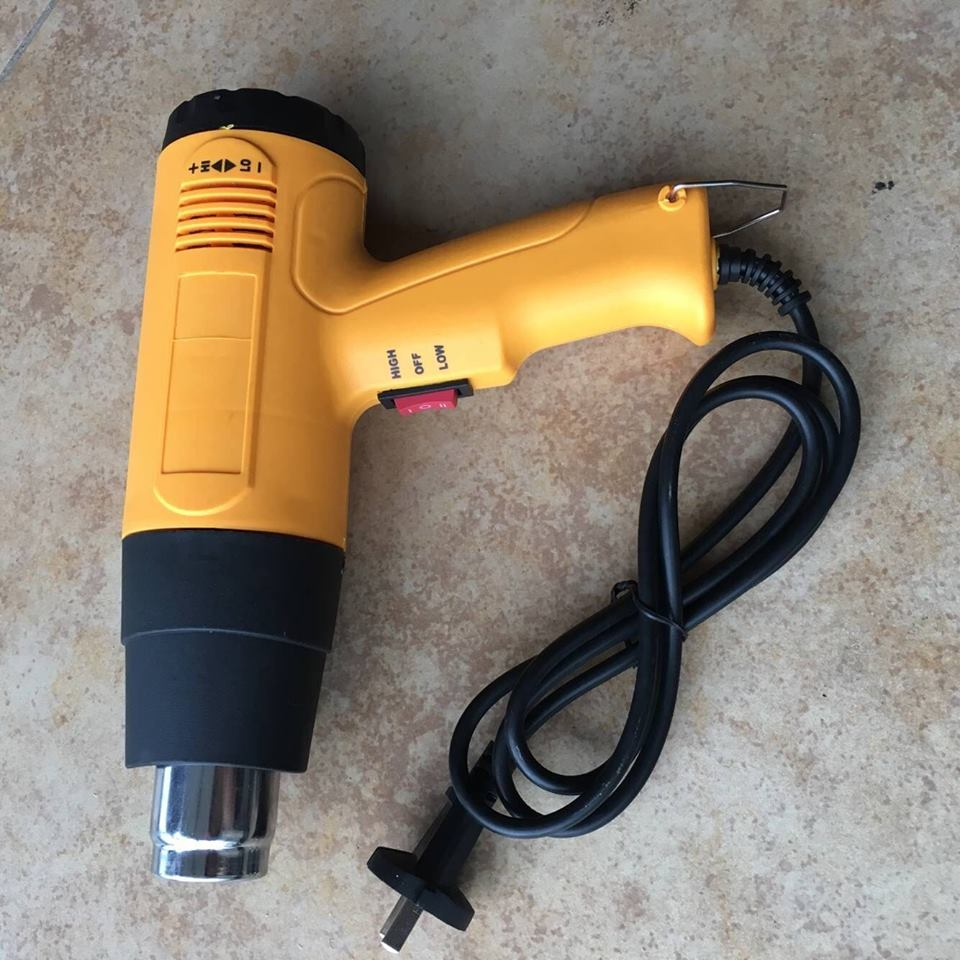 Industrial Used Hot Air Gun Volume Electric Heat Gun YTL-020