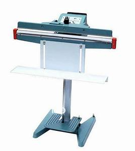 Foot Impulse Sealer Home Industrial Commercial PFS-300DS