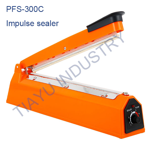 Impulse Hand Poly Element Plastic Sealing Sealer PFS-300