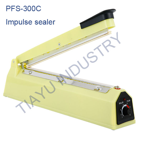 <strong>Impulse Heat Poly-Ethylene LDPE HDPE Bag Sealer China PFS-30</strong>