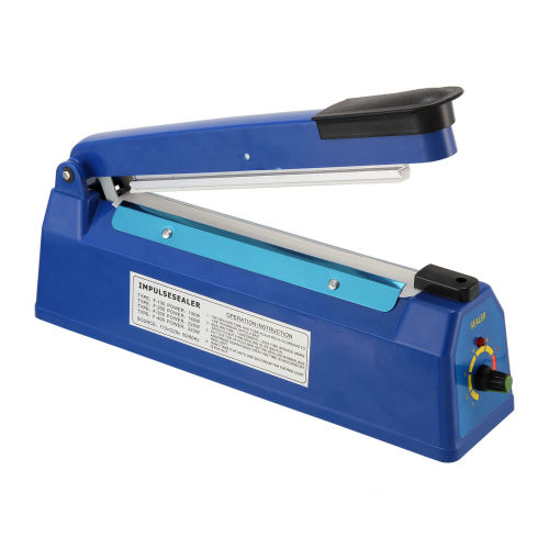 Hand Bag Heat Sealing Machine Impulse Packing Sealer PFS-400