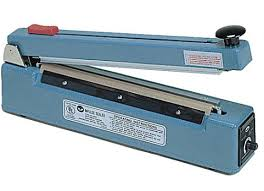 Impulse Hand Heat Sealers With Cutter Sealing Machine FS-300