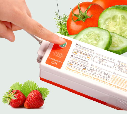 Portable Handheld Household Food Vacuum Sealer DZ-280A