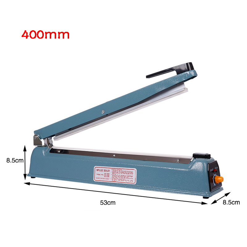 <strong>Impulse Sealer Plastic Bag Iron Body Sealing Machine FS-400</strong>