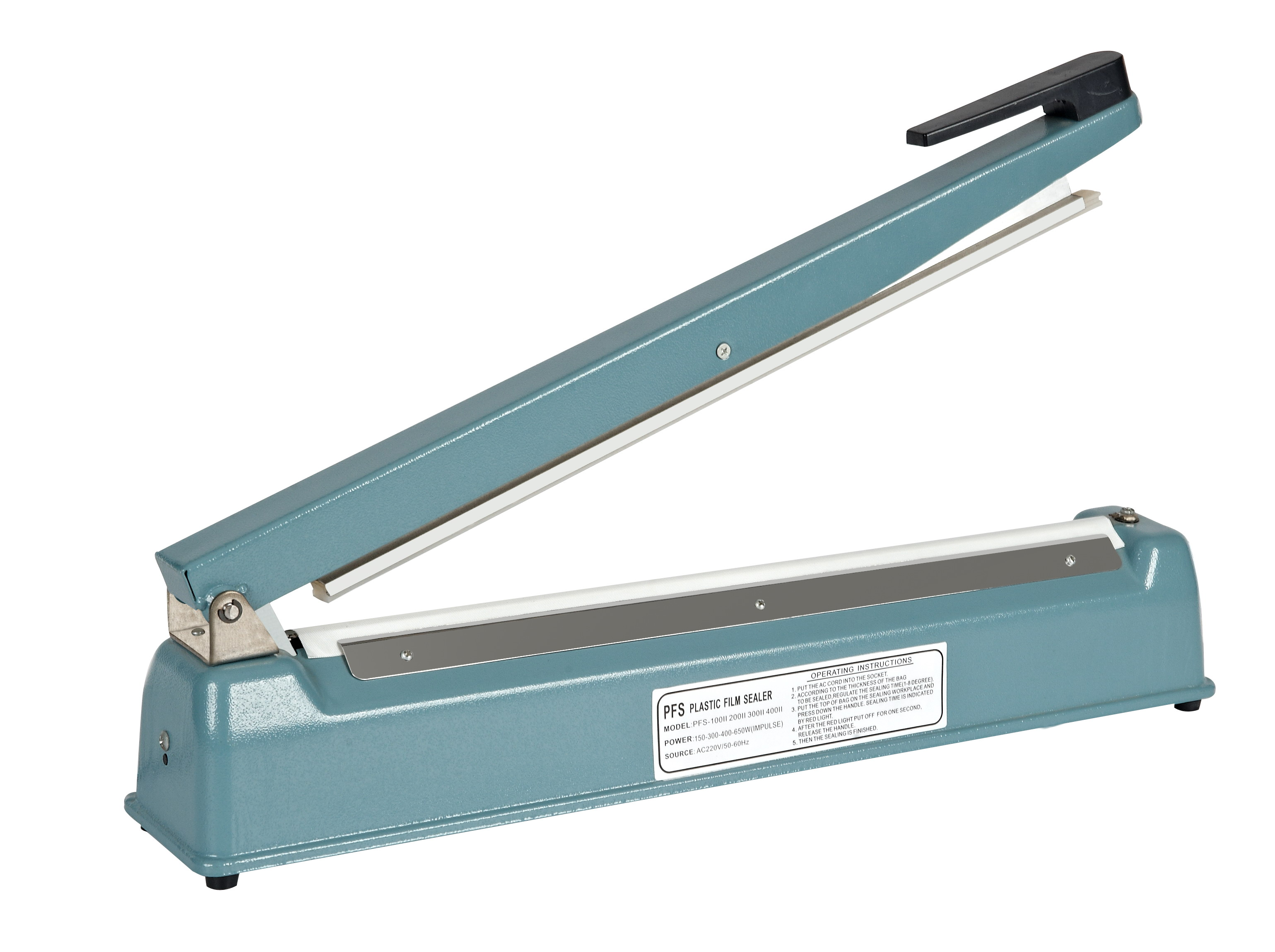 <strong>Impulse Sealer Iron-Plastic Frame Letter FS-300</strong>