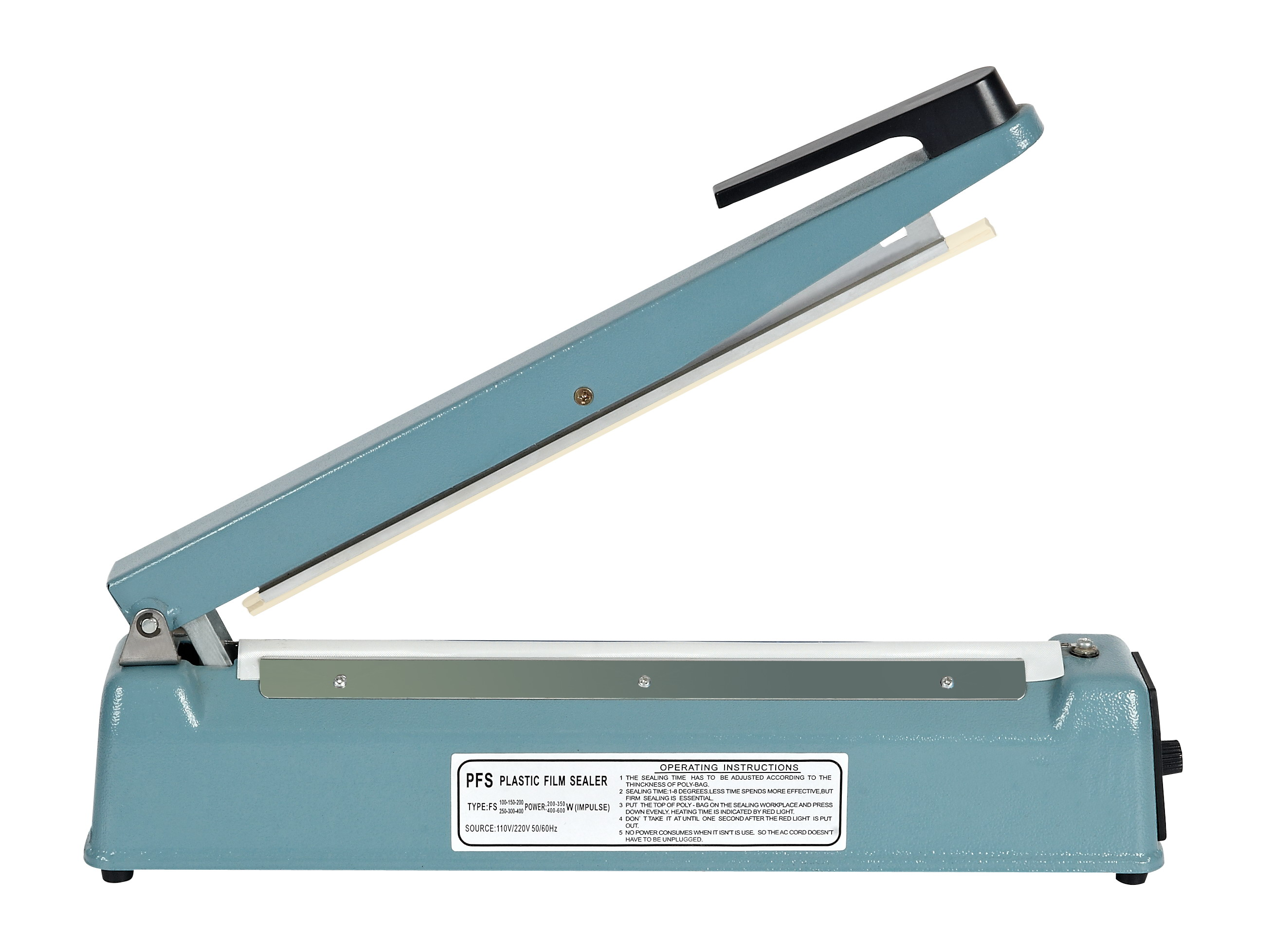 <strong>Manual Impulse Plastic Film Heat Sealer FS-200</strong>