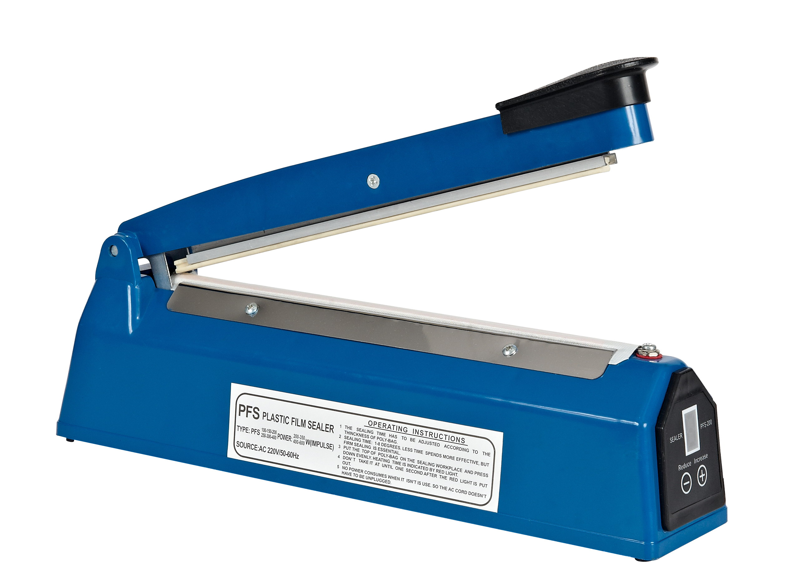 <strong>Plastic Bodied Impulse Heat Sealer PFS-400</strong>