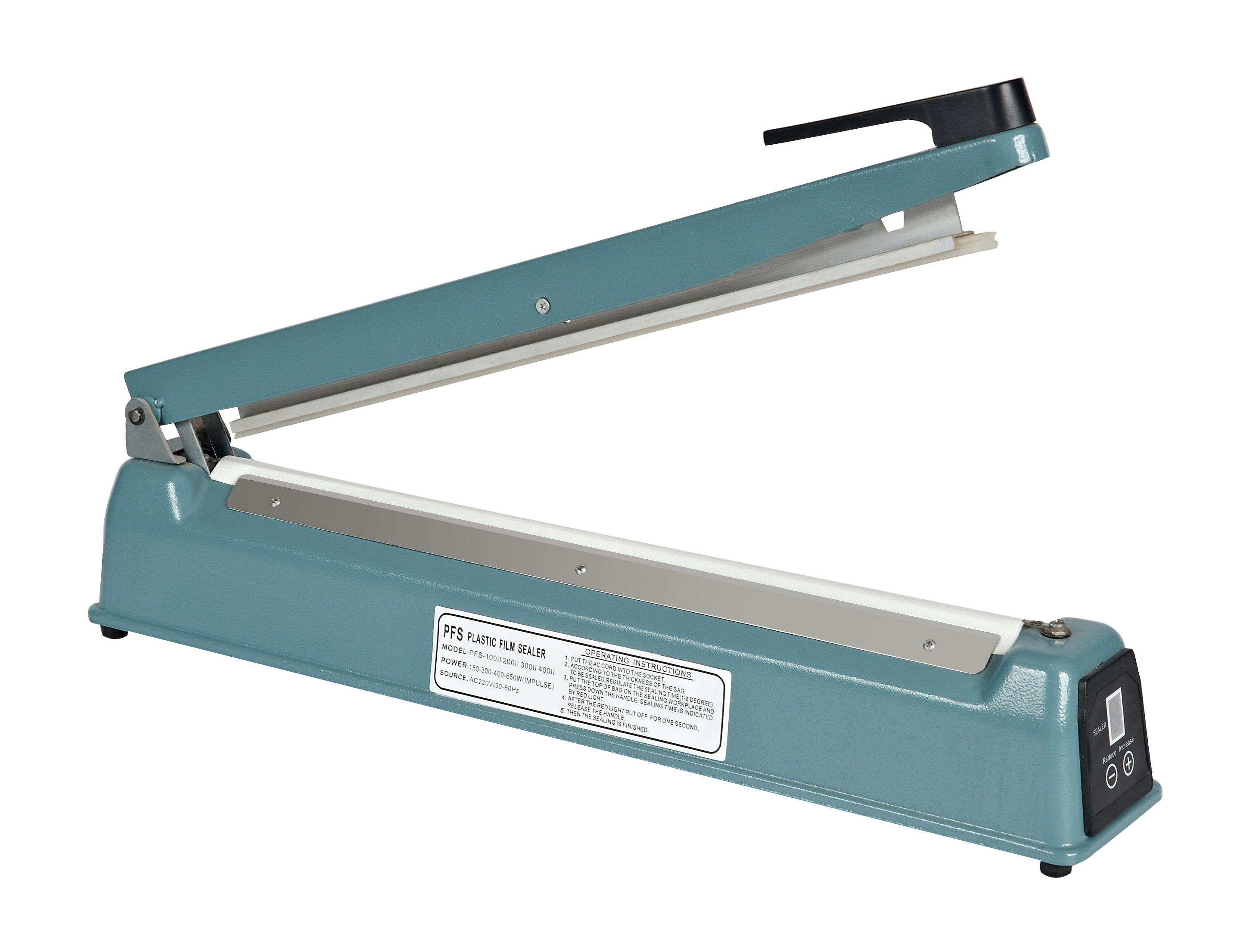 <strong>Impulse Sealing Poly Bag Heat Sealer FS-400</strong>