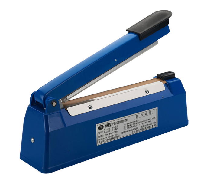 <strong>Tabletop Thermal Impulse Heat Hand Poly Bag Sealer PFS-150</strong>