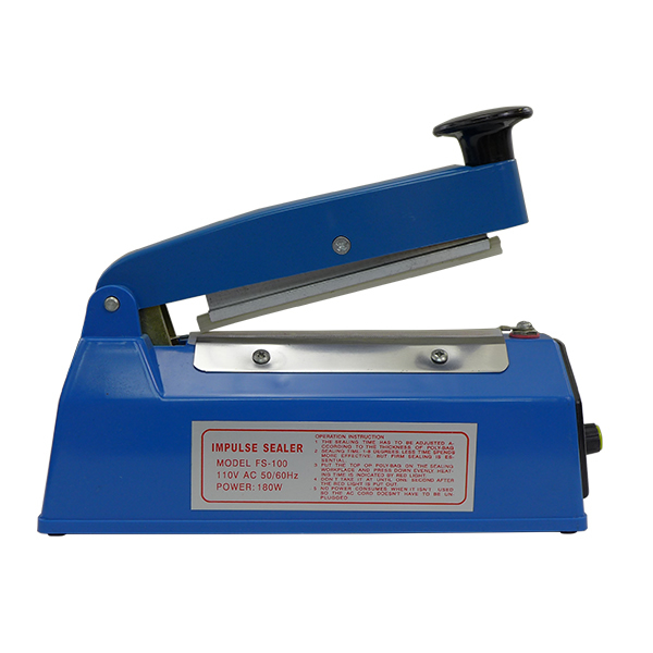 <b>Impulse Plastics Bag Polythene Wrapping Heat Sealer PFS-200</b>