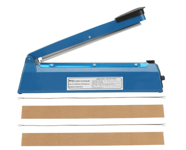 <strong>16 Inch Impulse Sealer 3-mm Wide Bag Sealing Machine PFS-400</strong>