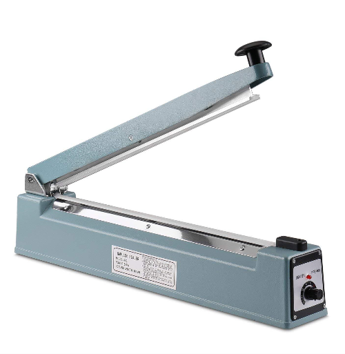 <strong>Hand Impulse Poly Tubing Bag Sealing Sealer Machine AFS-400</strong>